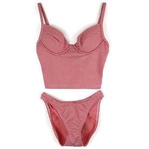 Vintage Victoria's Secret Tankini Swimsuit 1999